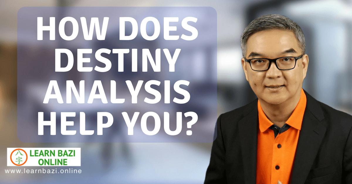 How destiny analysis helps you in your life